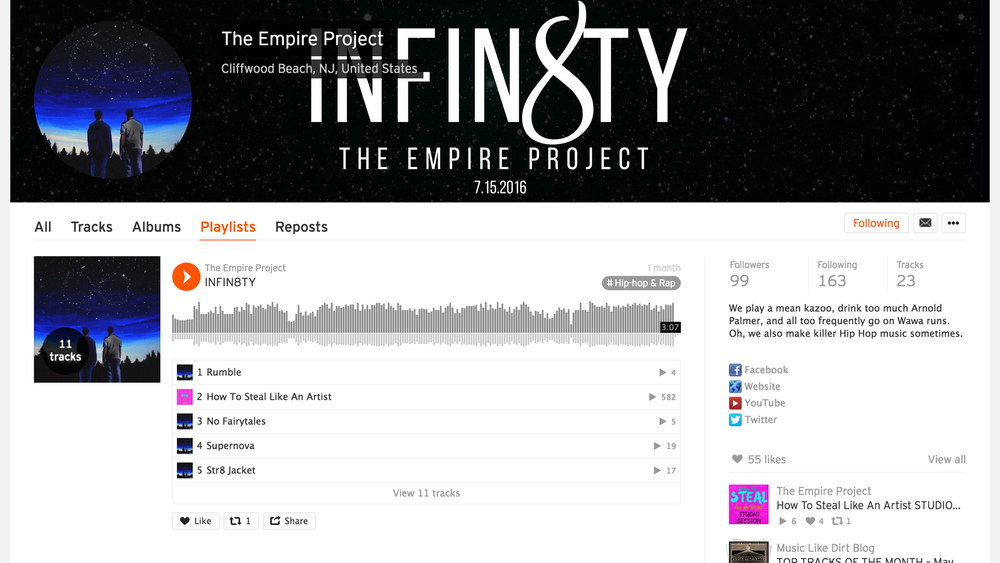 soundcloud.com/theempireprojectnj