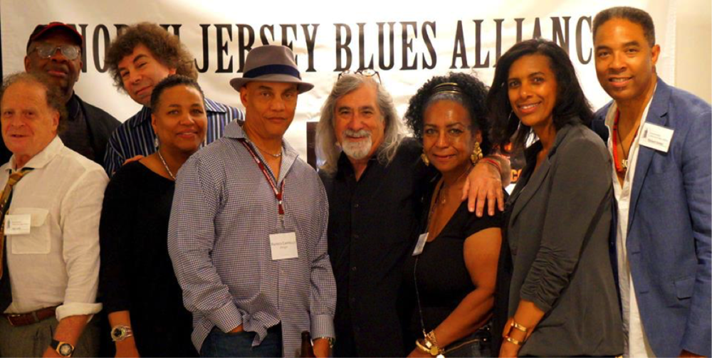 Image: Patrick Hilaire – Board Members of the North Jersey Blues Alliance