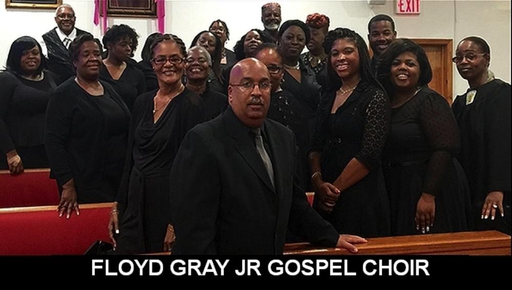 Image: Floyd Gray Jr - Floyd Gray Jr. Gospel Choir