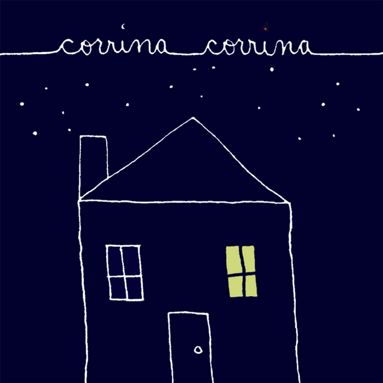 Corrina, Corrina album cover.png