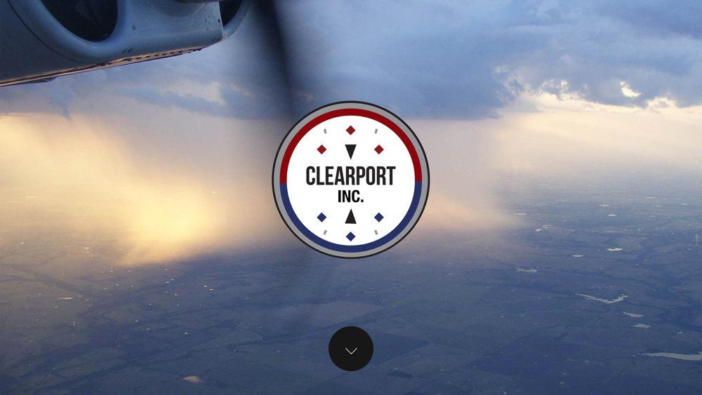 Clearport, INC website.jpg