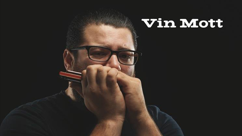 INTERVIEW WITH VIN MOTT   Blues, R&B   Morris County  /  Essex County, NJ   Posted Wednesday, January 11, 2017