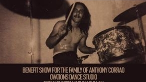 Tight Lungs and Bright and Early Reunion Show / Benefit Show for the Corrao Family (May 27, 2016)   Benefit show   Oaklyn, NJ   Posted May 5, 2016