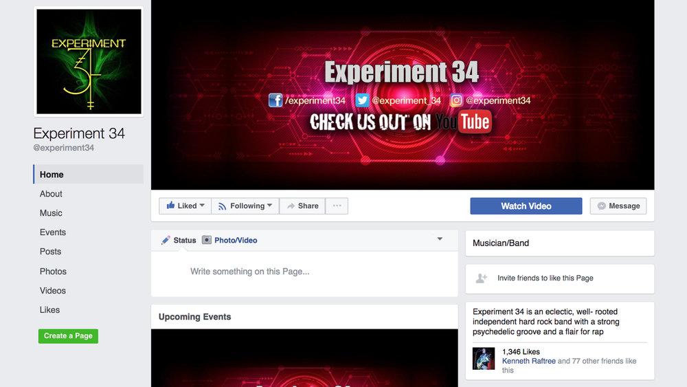 Facebook.com/experiment34