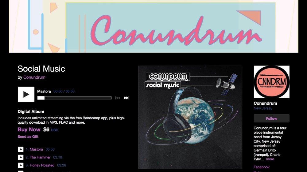 Conundrumtv.bandcamp.com/releases