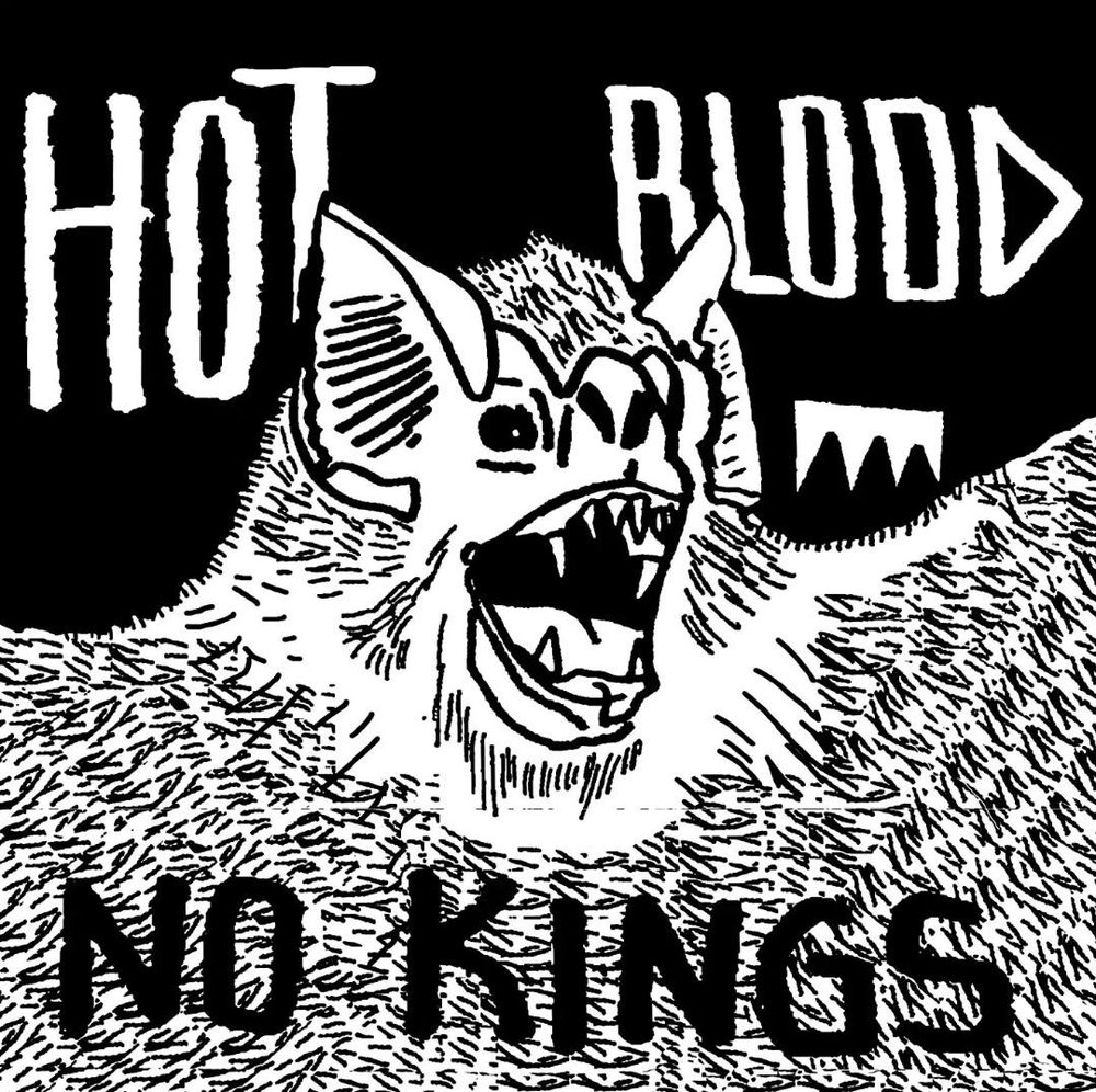 """NO KINGS"" Album cover by Alex Rosen"