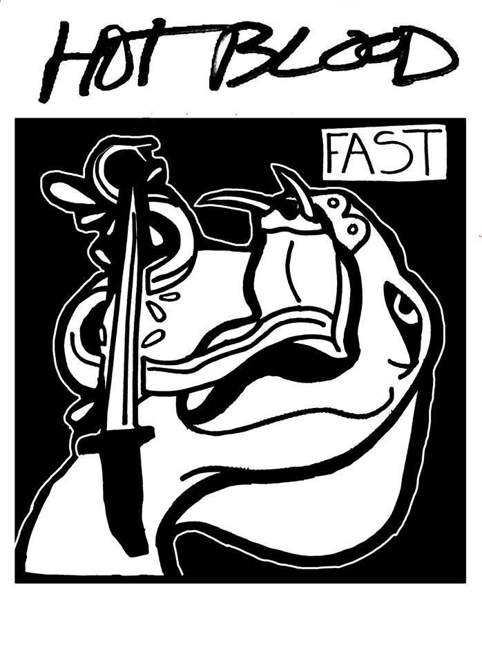Hot Blood design by Alex Rosen