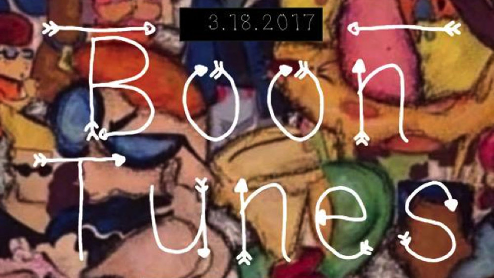 BOONTUNES SHOW (March 18, 2017)   Indie Rap Rock, Alternative, Rock, Emo, Pop    Boonton, NJ    Post Thursday, March 2, 2017