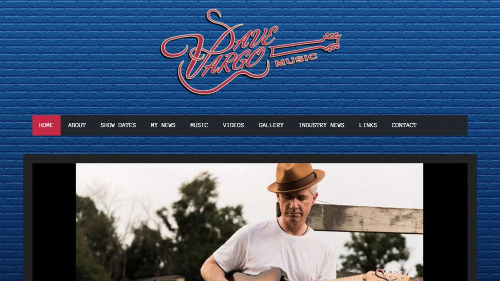 www.davevargomusic.com