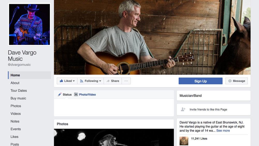 www.facebook.com/dvargomusic