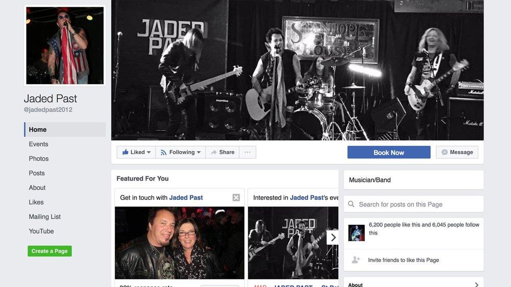 Facebook.com/jadedpast2012