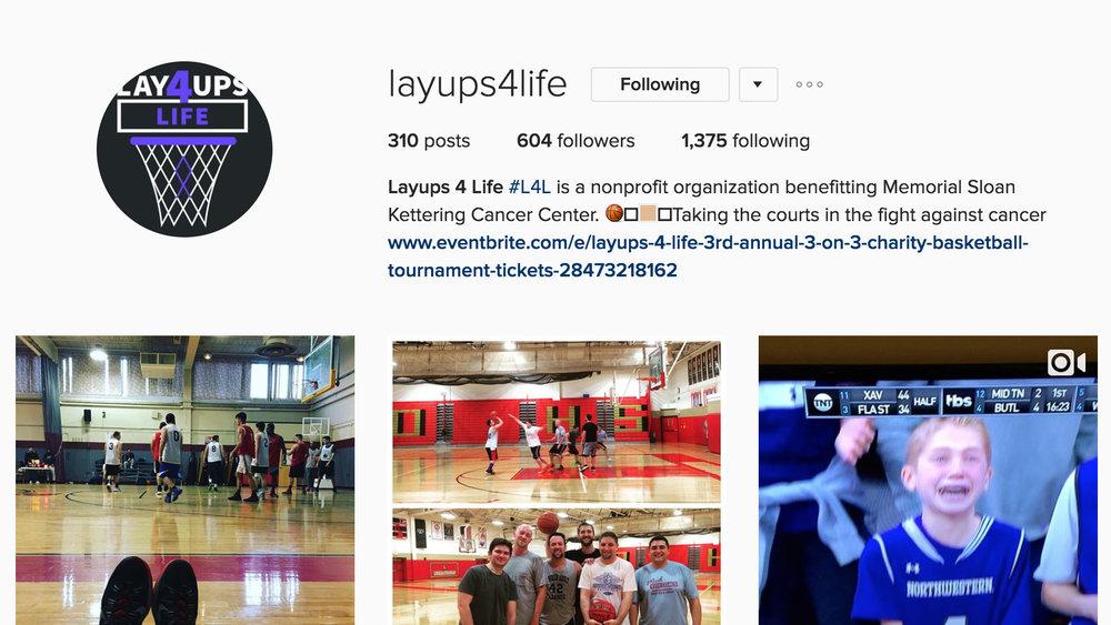Instagram.com/layups4life
