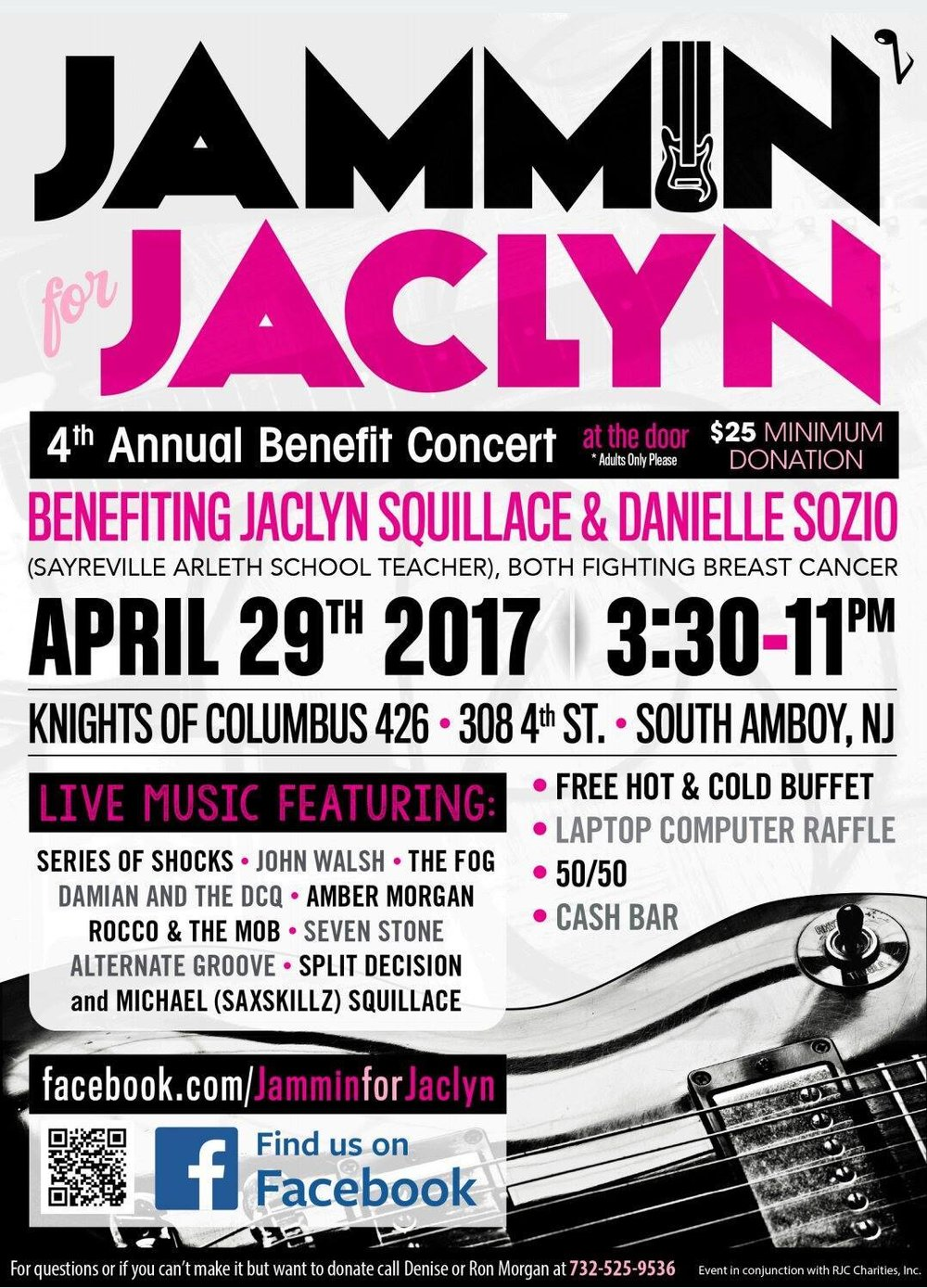 Blog Jersey Indie Byo Concert Medium In Sand Interview With Michael Squillace Jammin For Jaclyn April 29 South Amboy