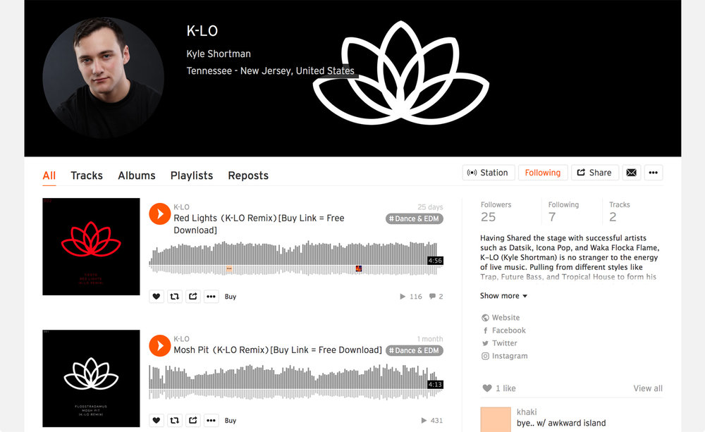 soundcloud.com/klomusic