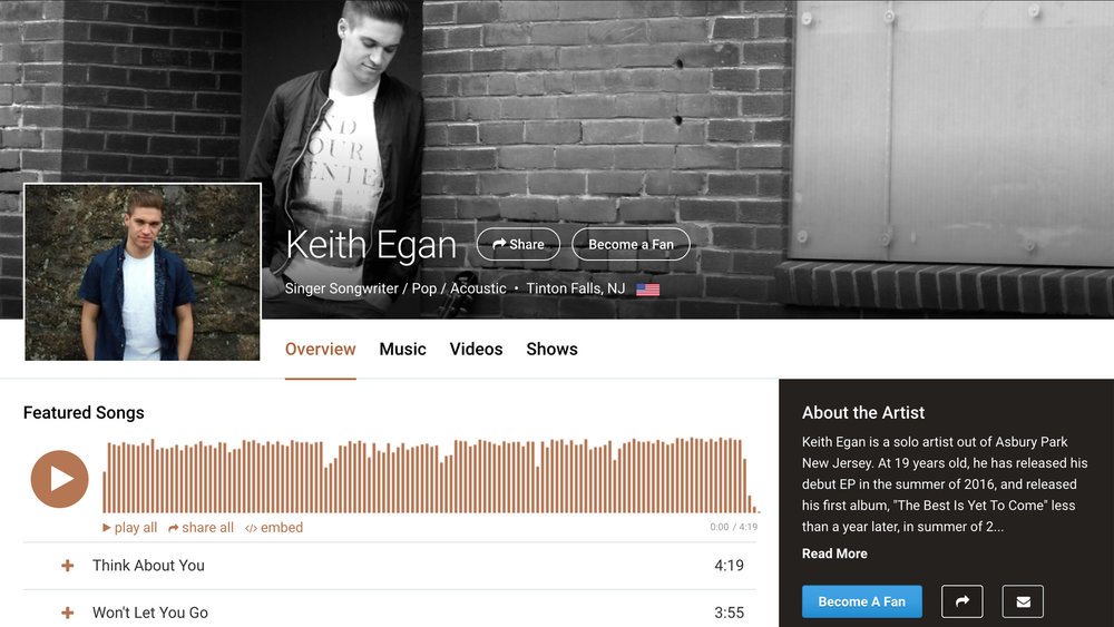 reverbnation.com/keithegan