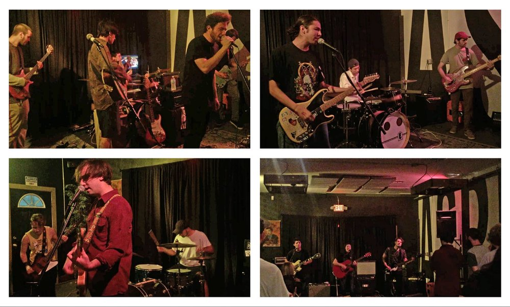 NO SUCH ANIMALS RELEASE SHOW (RECAP)   Alternative, Indie Rock, Emo, Experimental, Pop Rock   Asbury Park, NJ   Posted November 20, 2017