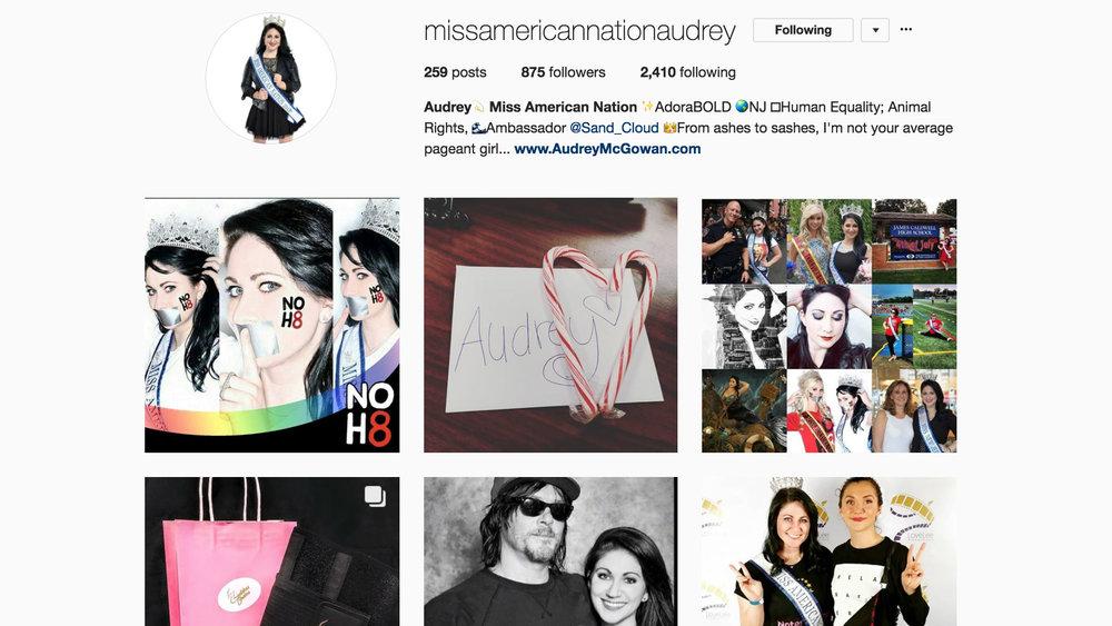 instagram.com/MissAmericanNationAudrey