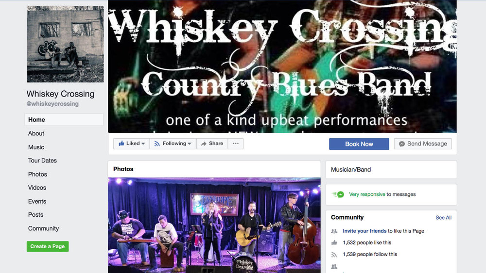 facebook.com/whiskeycrossing