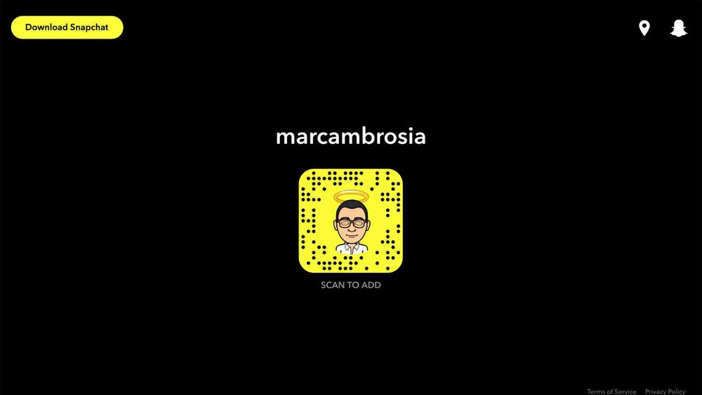 https://www.snapchat.com/add/marcambrosia