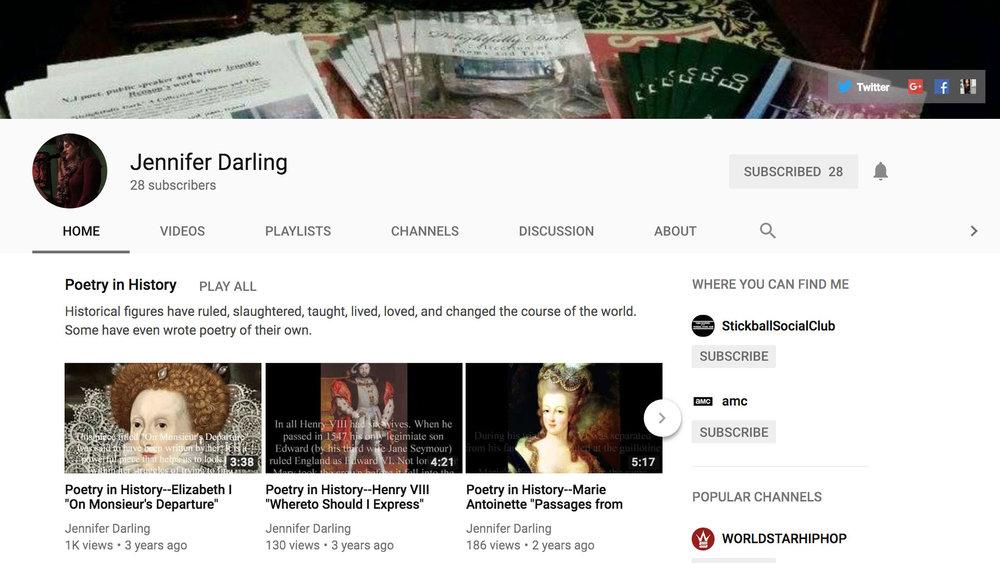 youtube.com/channel/UCHS5sW_xOgZSXhpUwhK36Bw