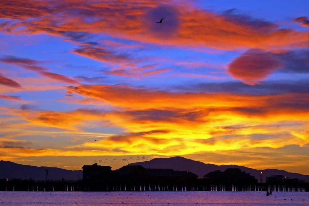 Santa Barbara (credit: Damian Gadal, Flickr)