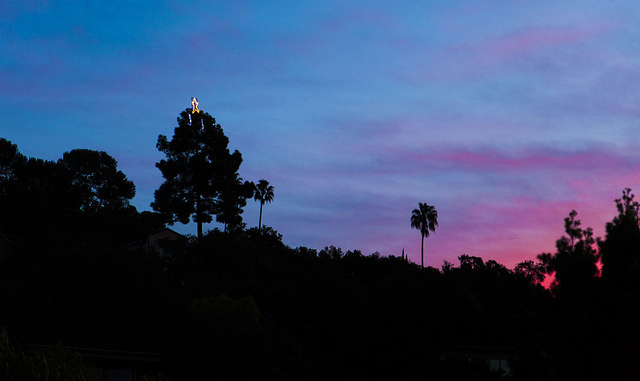 Santa Barbara sunset (credit: Doc Searls, Flickr)