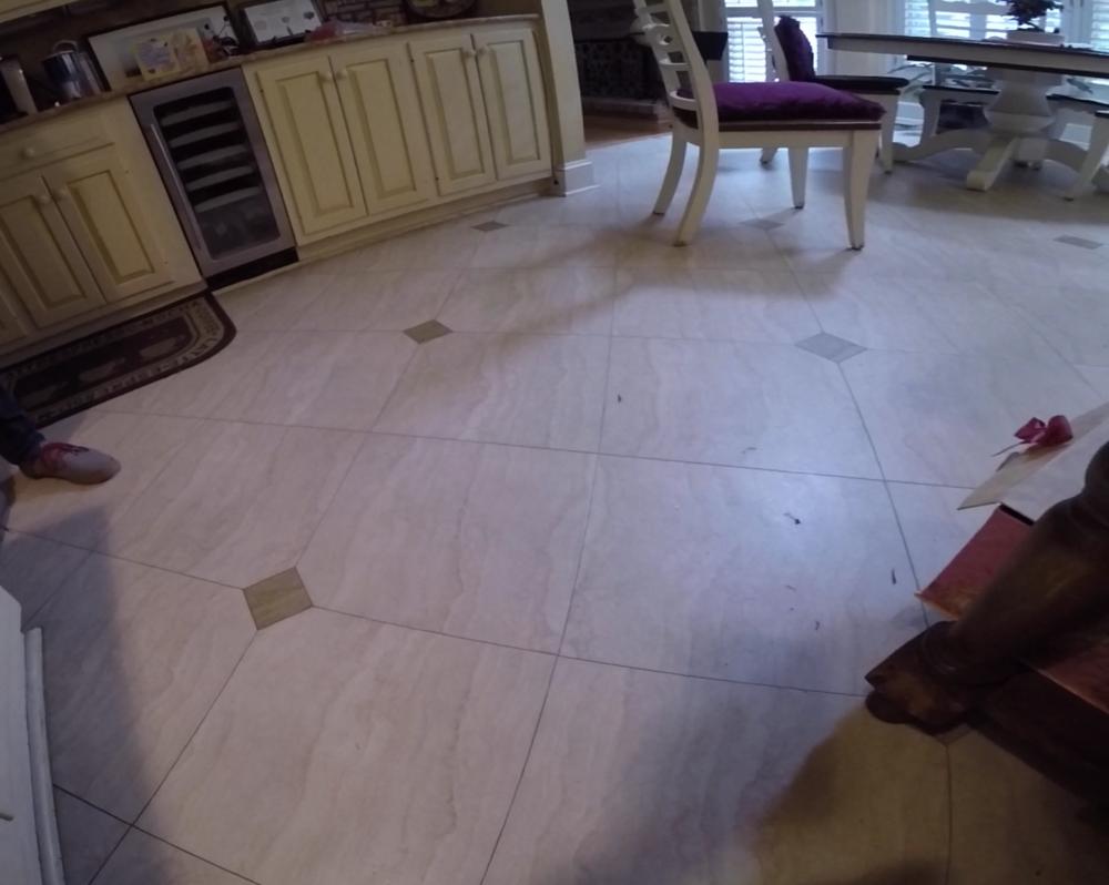 Tile Flooring — Geotek