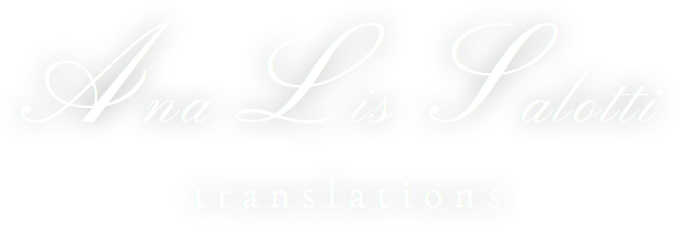 Ana Lis Salotti Translations