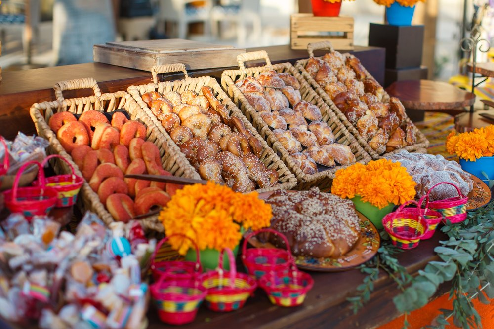 Pan de Muerto Source: The Resort at Pedregal