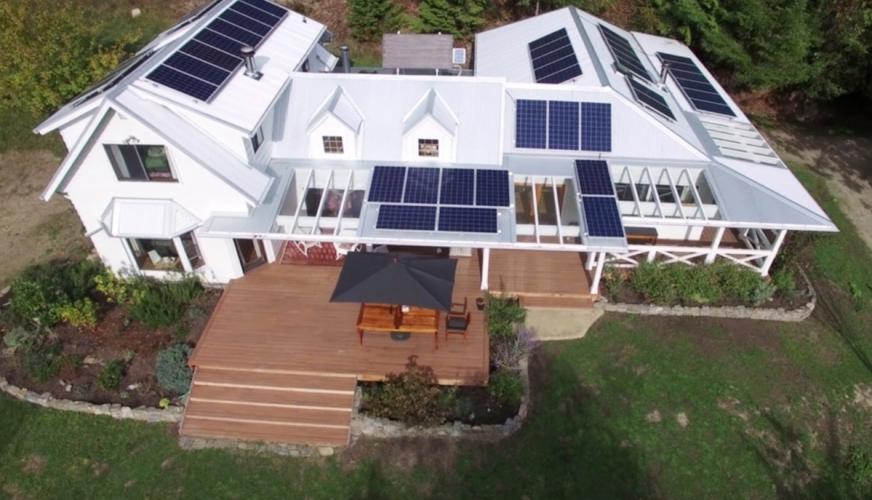 Solar Farmhouse