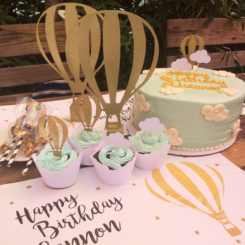 What Better 40th Birthday Gift For A Husband To Give His Wife Than Romantic Hot Air Balloon Ride How About Putting Together Special