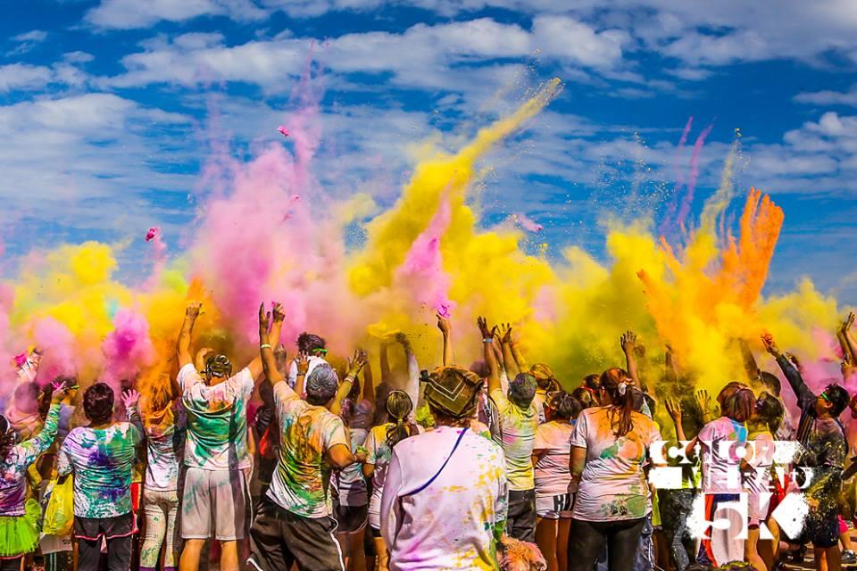 The Colour Run EXPERIENTIAL