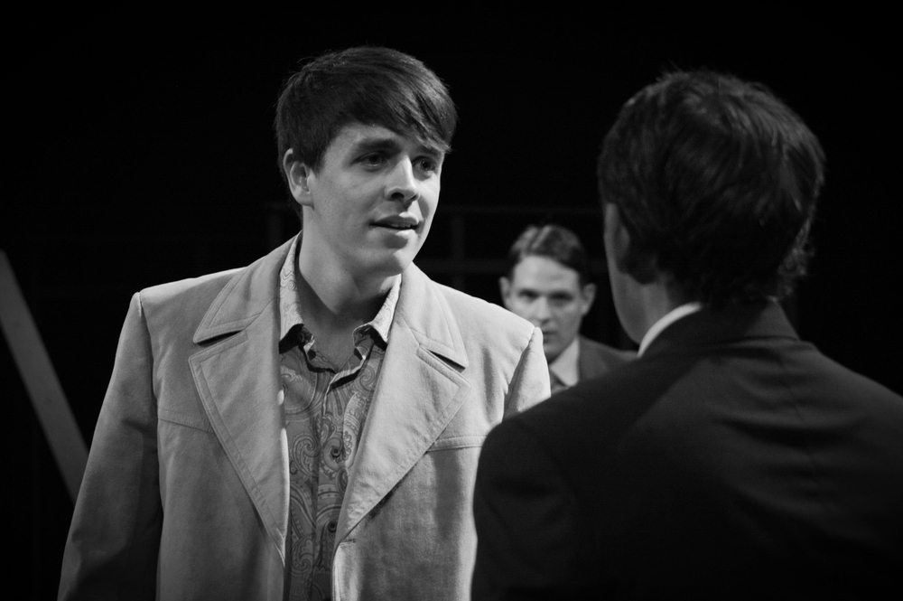 Frost/Nixon  by Peter Morgan (as Jim Reston)