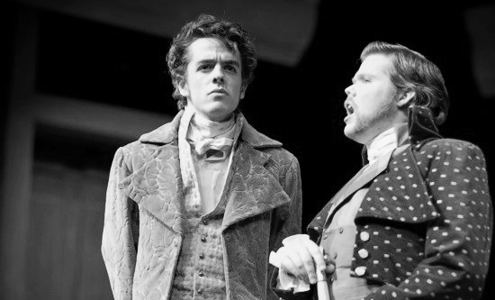 Arcadia by Tom Stoppard (as Septimus Hodge)