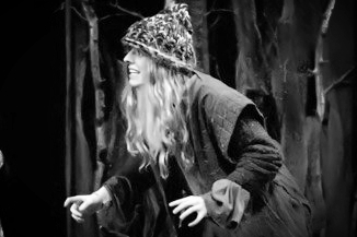 Into the Woods by Stephen Sondheim (as Narrator/Mysterious Man)