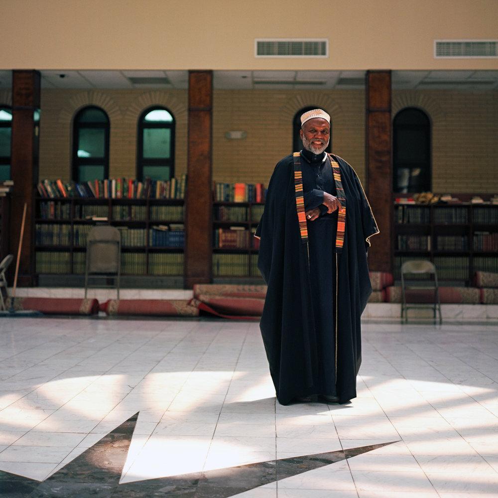 Imam Johari Abdul-Malik