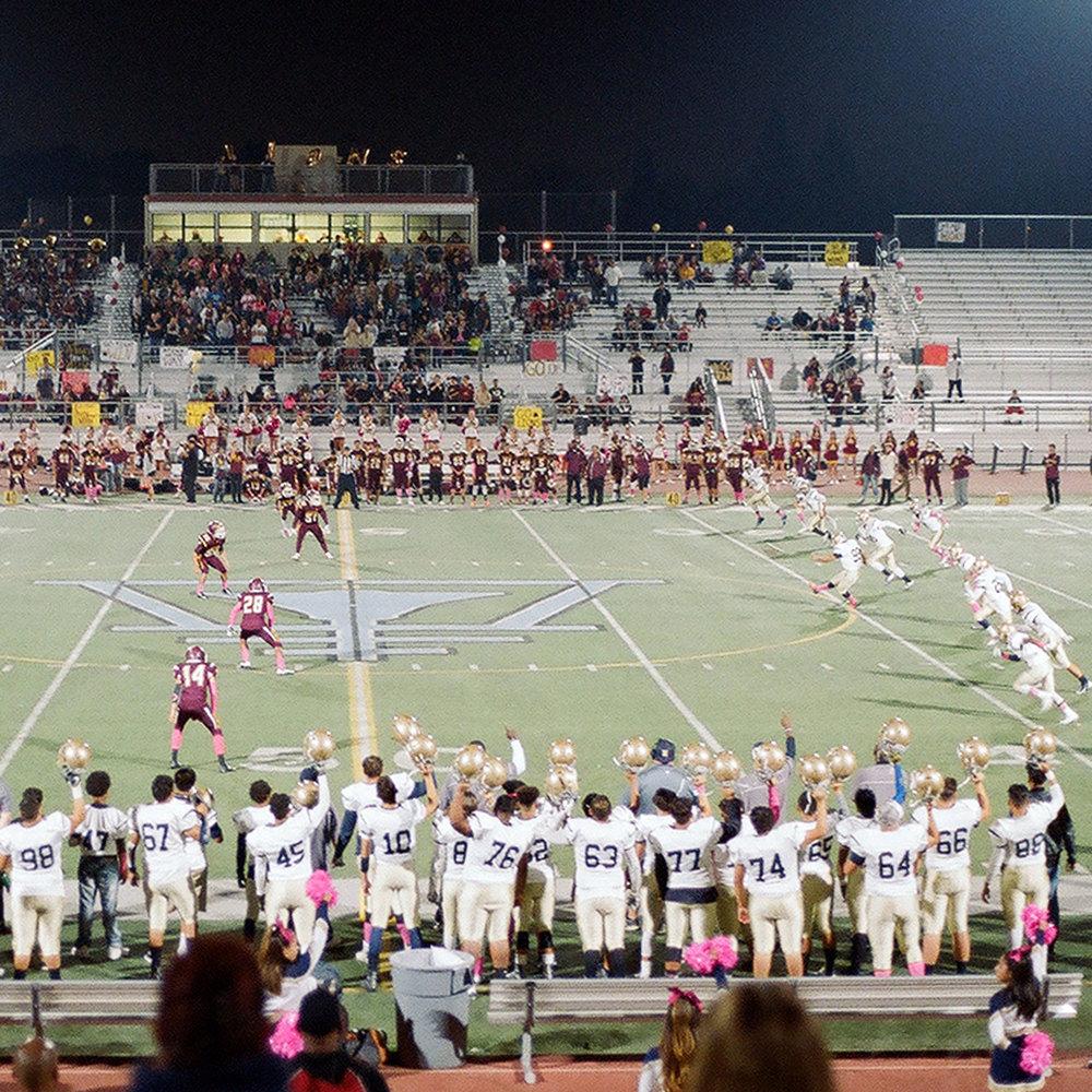 Kickoff in Riverside, CA