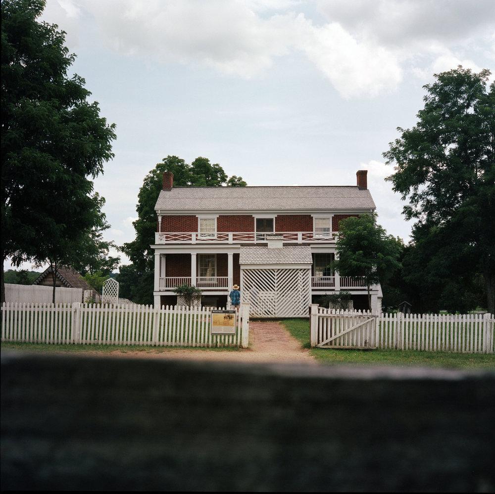 The McClean House