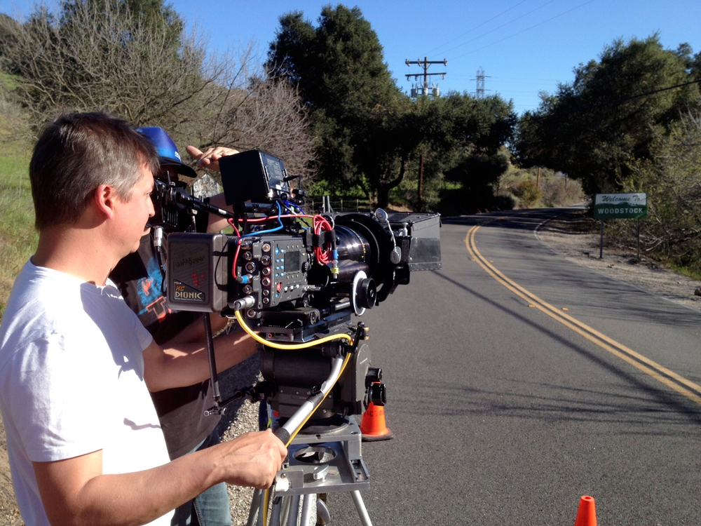 Banner image for Camera Operator reel page2jpg