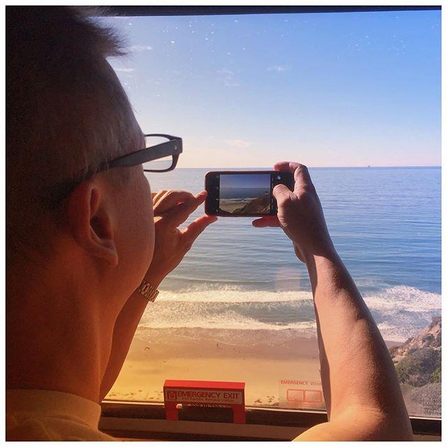 West Coast from the Amtrak Railway #amtrak #amtrakgram #amtraklife  #enlightapp #photooftheday #canon #canonphotography #canon5dmarkiii #5dmarkiii  #mattmosher #railtrip #windowworld #canonofficial  #theculturetrip  #canon_official