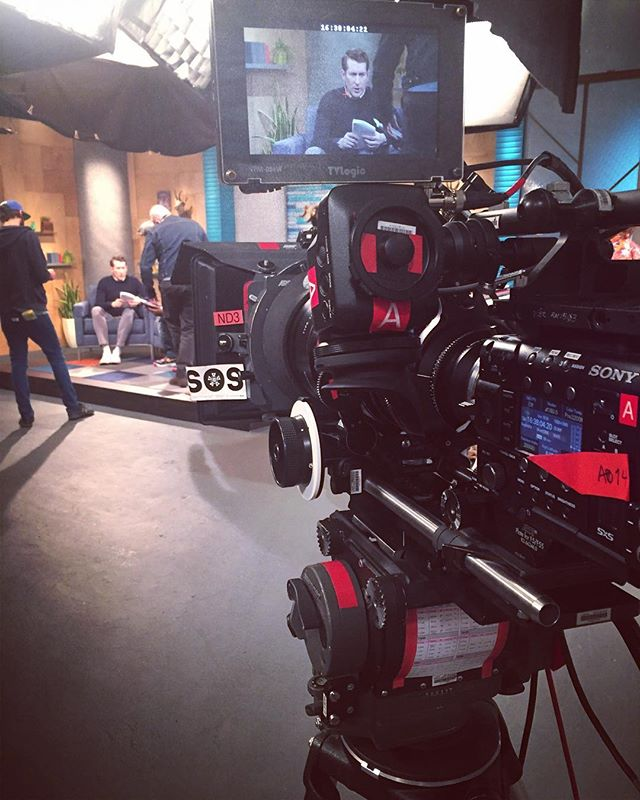 My office today is Comedy Bang Bang Season 5. Back from winters hiatus.  #talkshow  #cinematography #directorofphotography #cinematographer #dp #DoP #filmcrew  #filmmaker #Sony  #ICG #LOCAL600 #digitalcinematography #cameraguild #cameradept #camerapedestal #cameraop #cameraoperator #mattmosher_com #mattmosher