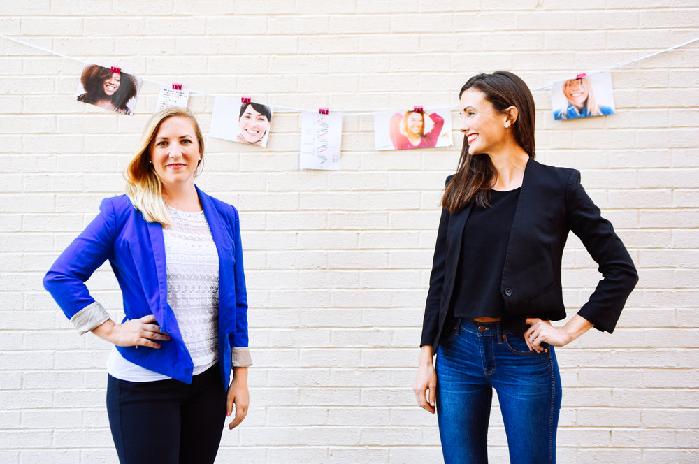 ALIS Health Co-founders Amy Domangue and Kerranna Williamson