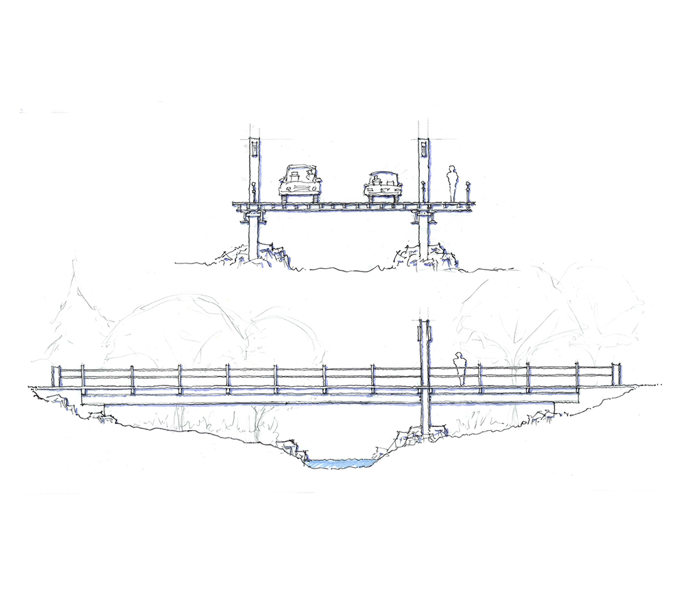 SMITH   BRANCH :  : Bridge Details