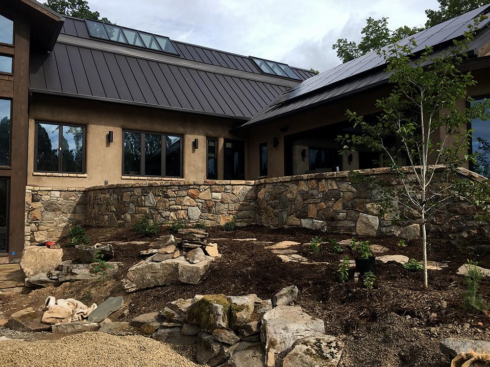 SKY ORCHARD RESIDENCE :: Site + Landscape Design