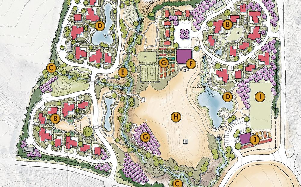 CASE   ASHEVILLE :  : Site Plan