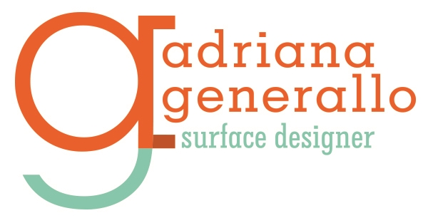 Adriana Generallo Surface Design Portfolio