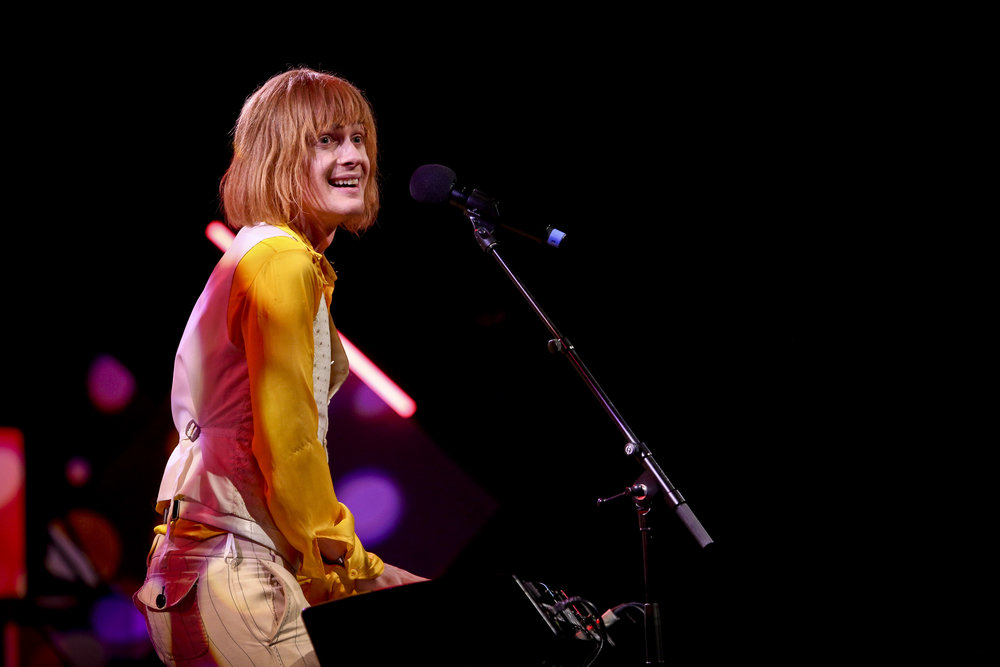 Richard Carpenter is Close to You © Tricia Yourkevitch, BBC 2017