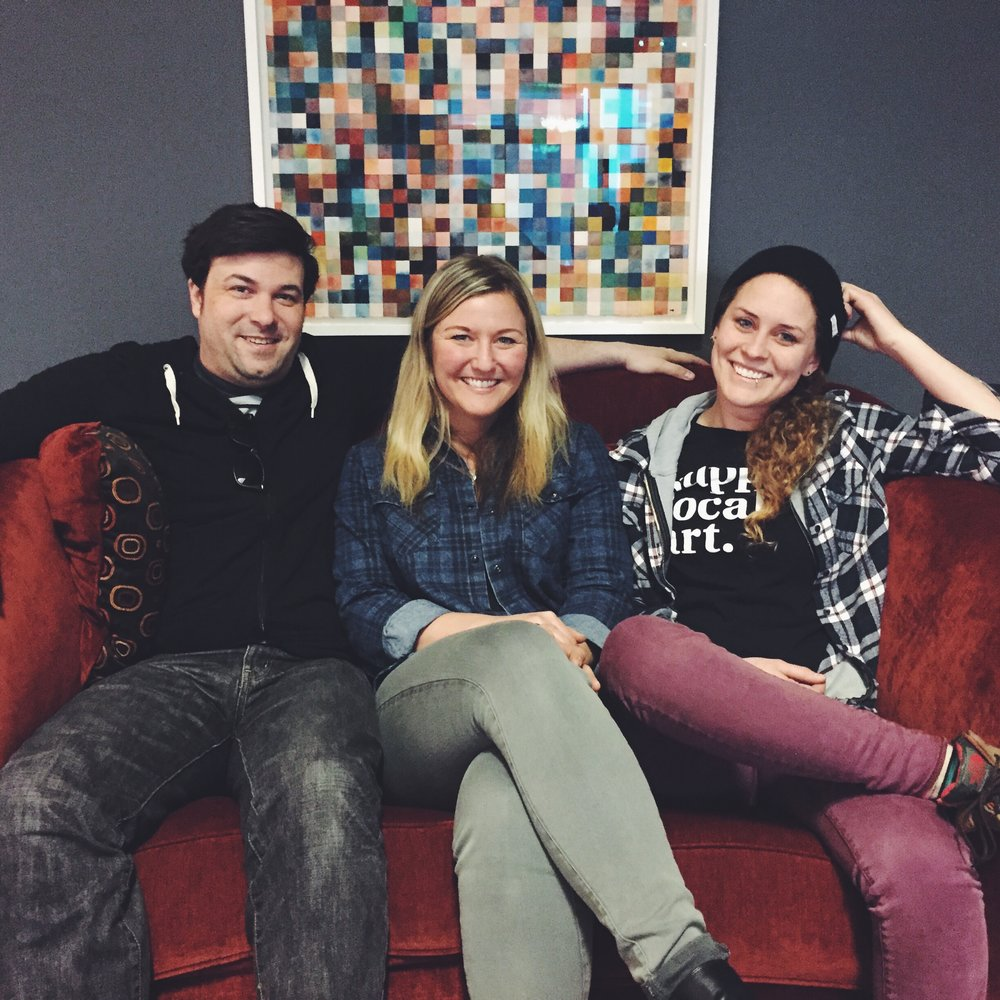 Ugly Food of the North was co-founded by Jeff Knight, Megan Myrdal and Gia Rassier in August of 2015.