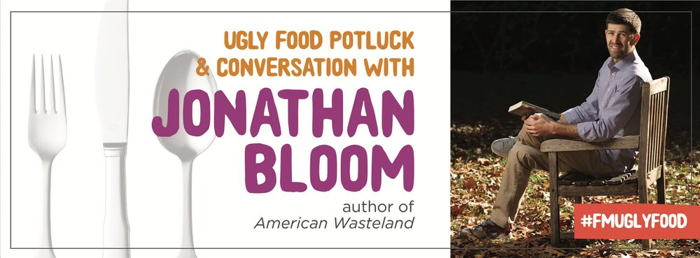 February 2017 -  Community potluck at Drekker Brewing Company featuring Jonathan Bloom, author of  American Wasteland  and a prominent national voice in the end-food-waste movement.