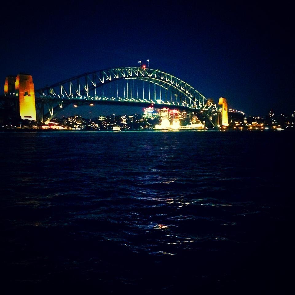 Sydney Harbour Bridge - Sydney, New South Wales